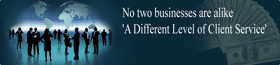 Not two business are alike, A different level of client service